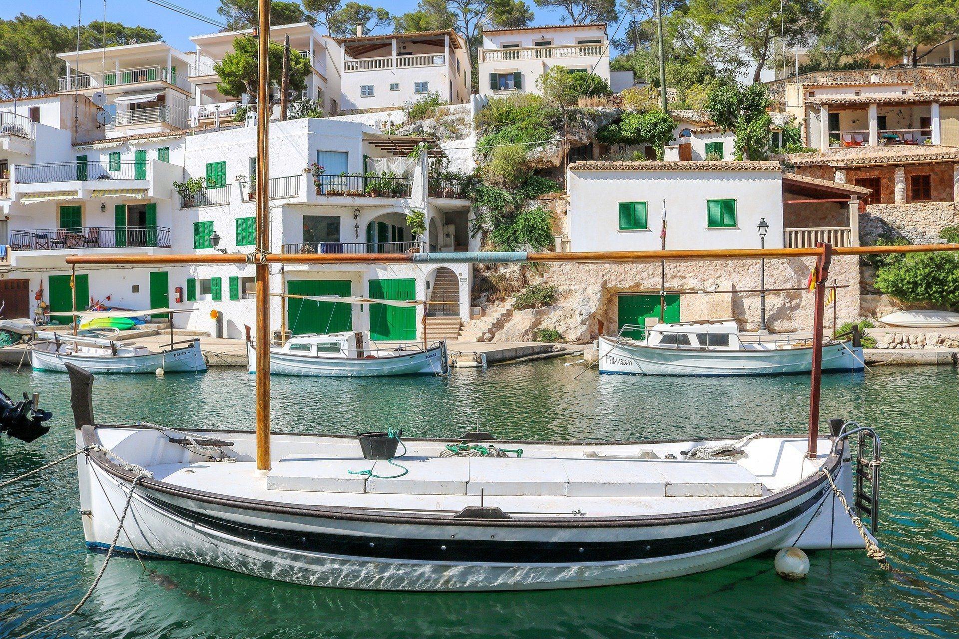 Cala Figuera in Mallorca Photo: Nicole Pankalla Pixabay