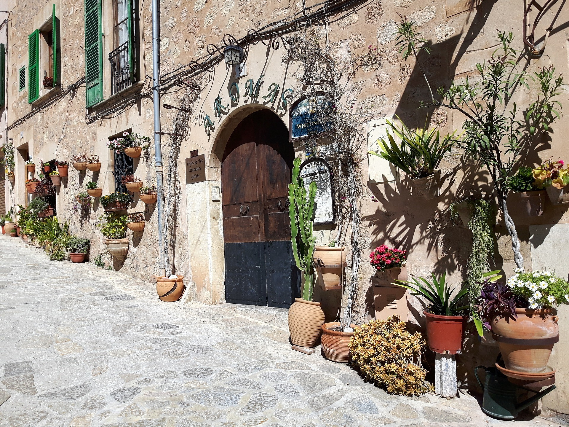 Valldemossa in Mallorca Photo: Fred Lange on Pixabay