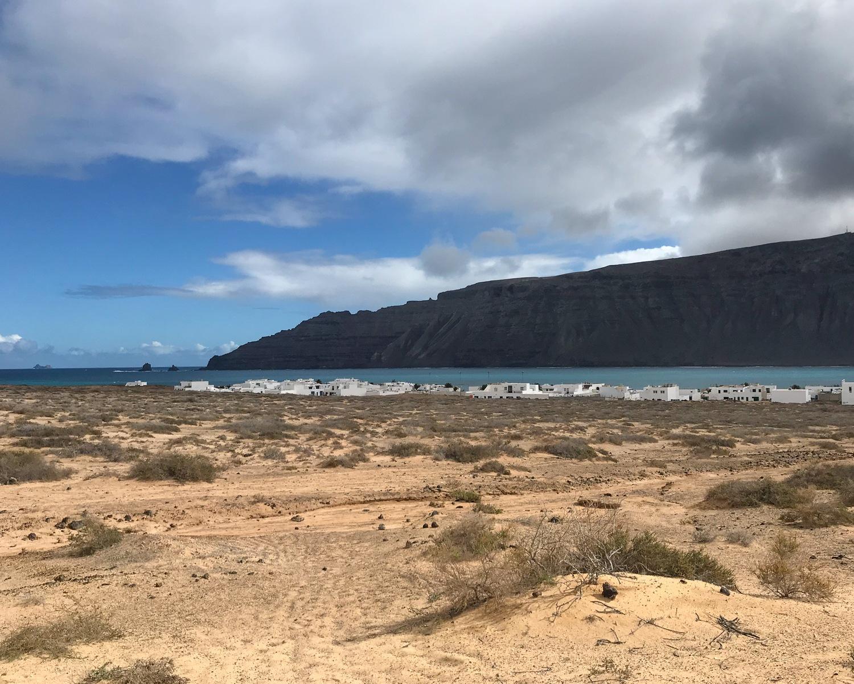 Caleta del Sebo - Graciosa day trip from Lanzarote Photo Heatheronhertravels.com