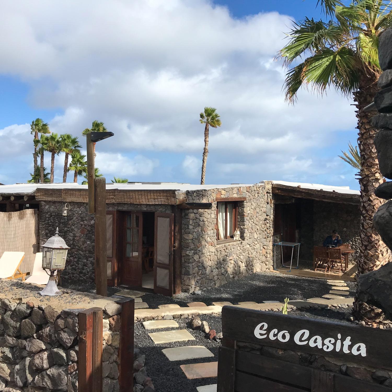 Eco Casita - Finca de Arrieta with Lanzarote Retreats Photo: Heatheronhertravels.com