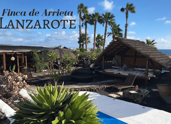 Finca de Arrieta Lanzarote Retreats