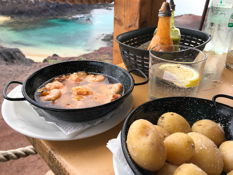 Food in Lanzarote Photo: Heatheronhertravels.com