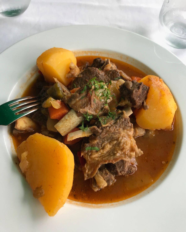 Goat stew in Lanzarote Photo Heatheronhertravels.com