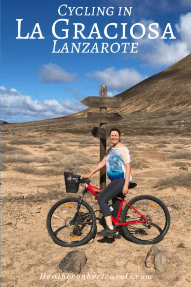 Day trip to La Graciosa from Lanzarote