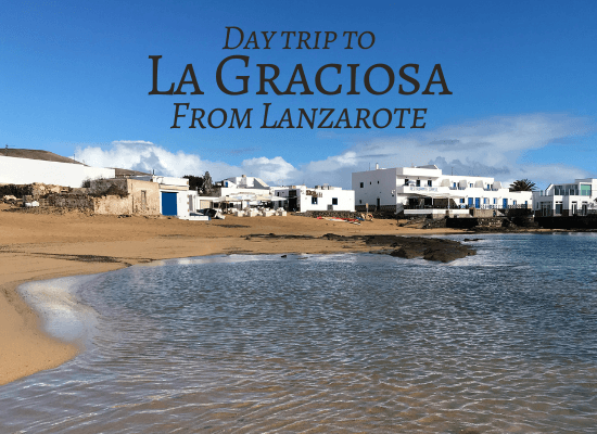 Day trip to La Graciosa from Lanzarote