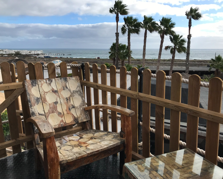 Eco tower at Finca de Arrieta with Lanzarote Retreats Photo: Heatheronhertravels.com