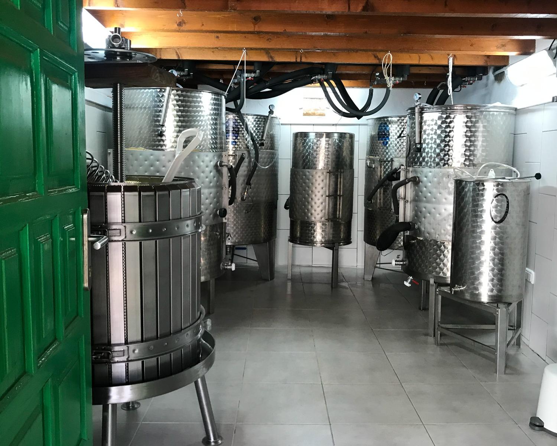 Vega Volcan Winery in Lanzarote Photo Heatheronhertravels.com