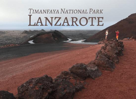 Timanfaya National Park Lanzarote