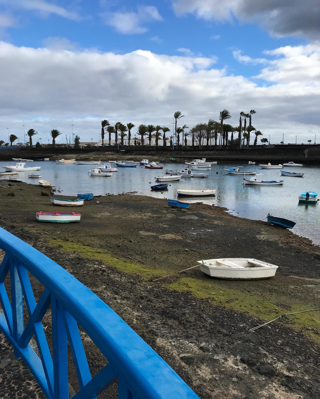 Arrecife in Lanzarote Photo Heatheronhertravels.com