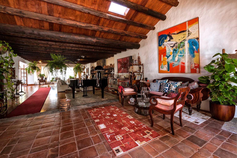 Casa-Museo Cesar Manrique House in Haria Lanzarote