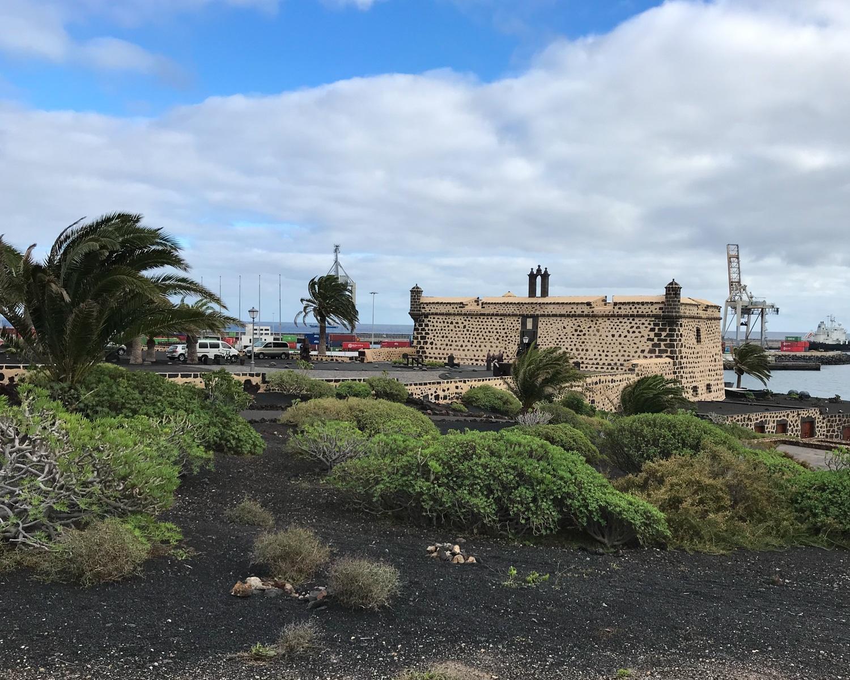 Castillo San José in Arrecife Lanzarote Photo Heatheronhertravels.com