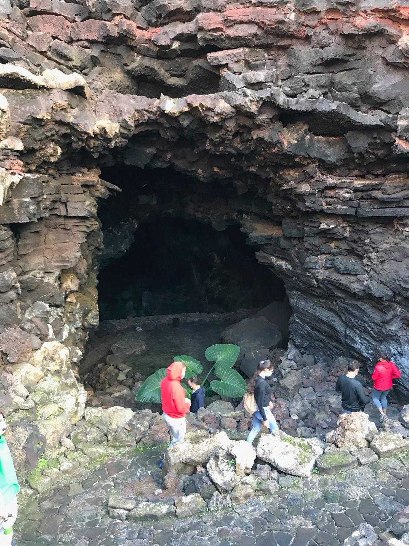 Cueva de los Verdes in Lanzarote Photo Heatheronhertravels.com