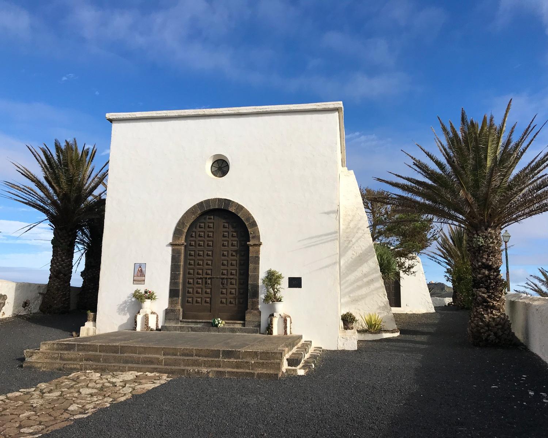 Ermita Nieves in Lanzarote Photo Heatheronhertravels.com