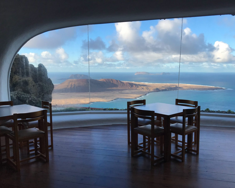 Mirador del Rio in Lanzarote Photo Heatheronhertravels.com