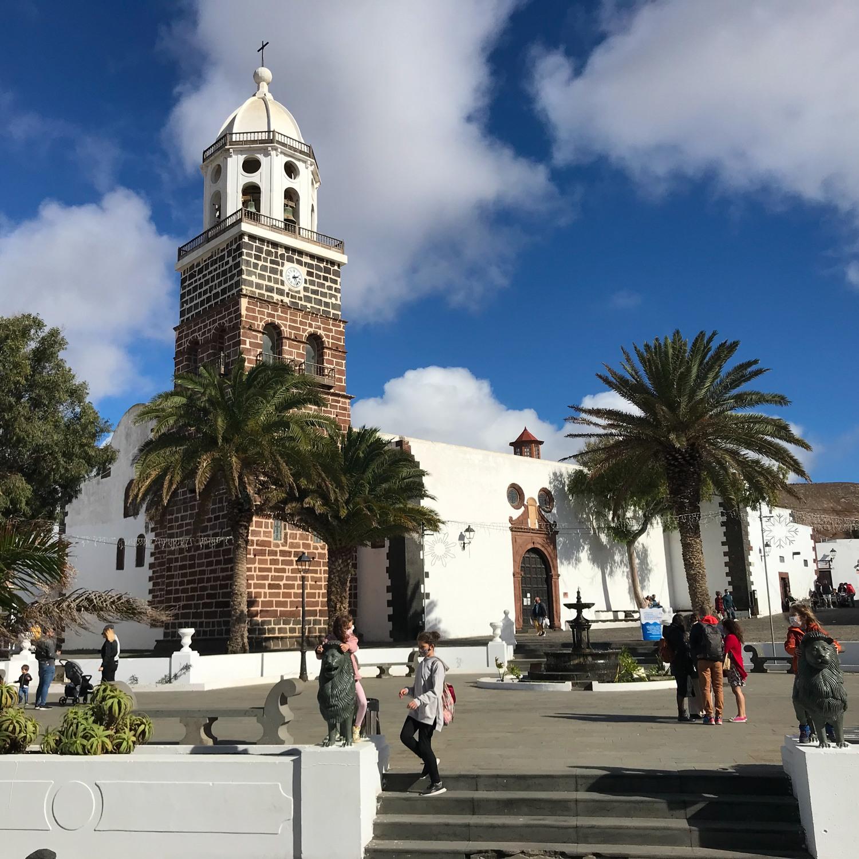 Teguise in Lanzarote Photo Heatheronhertravels.com
