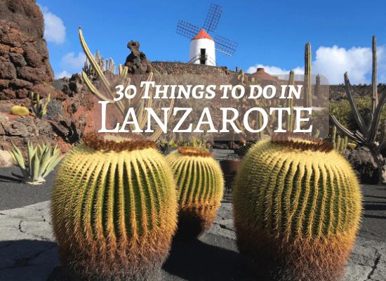 Things to do in Lanzarote Photo Heatheronhertravels.com
