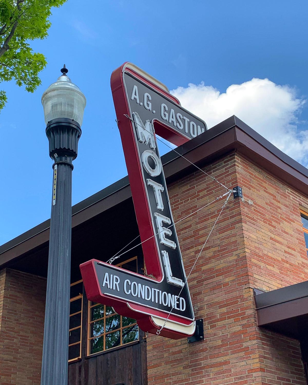 A G Gaston Motel in Birmingham, Alabama