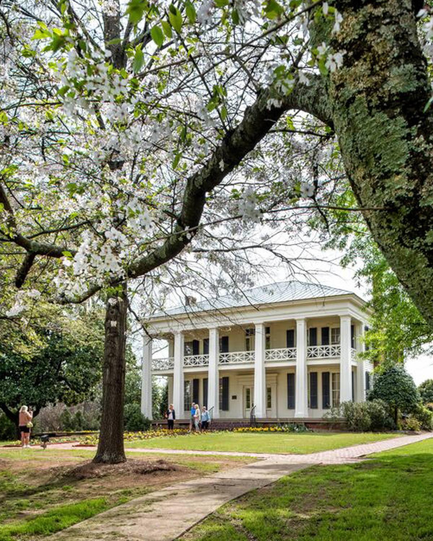 Arlington Home in Birmingham Alabama © Alabama Tourism Department / Art Meripol