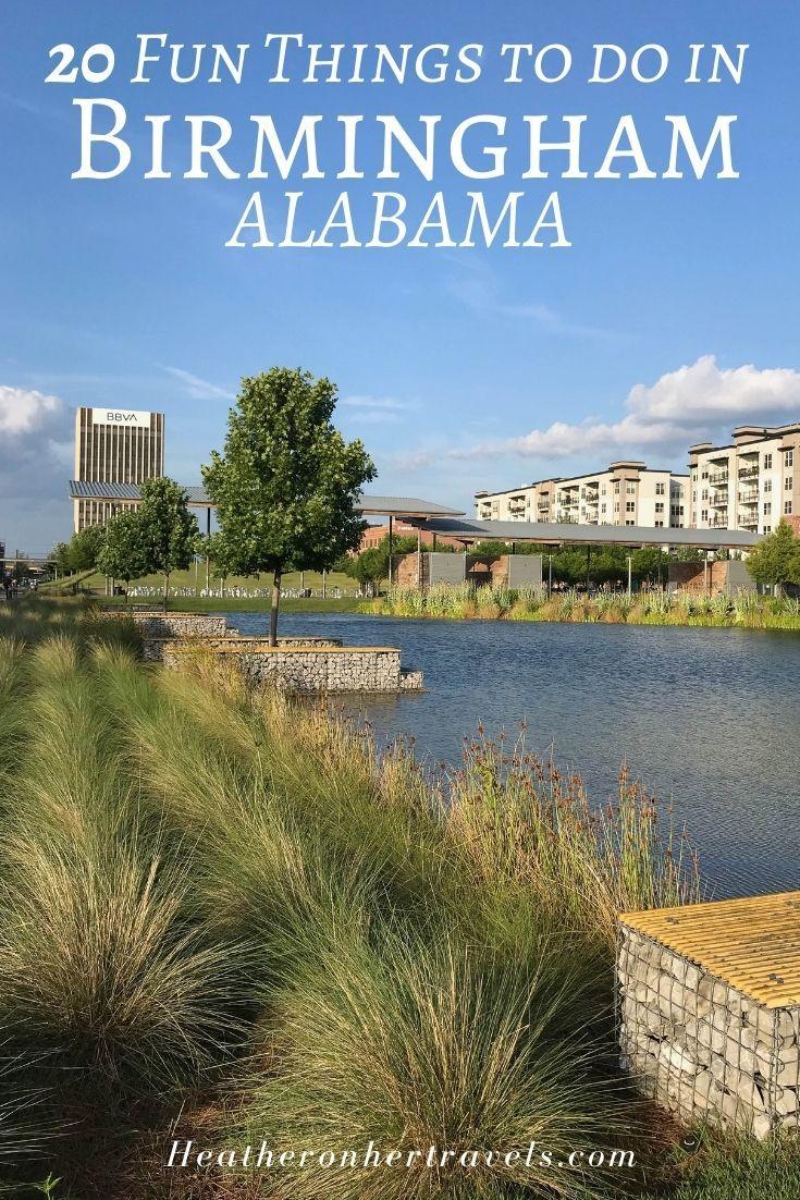 Fun things to do in Birmingham Alabama