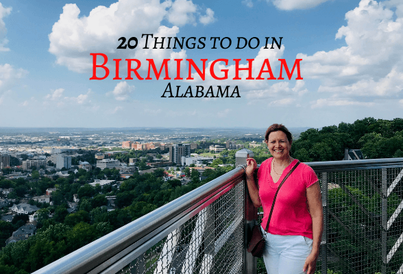 Things to do in Birmingham Alabama