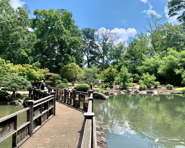 Birmingham Botanical Garden, Alabama