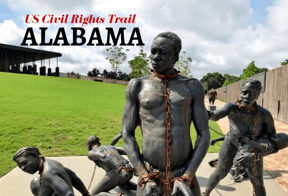 Civil Rights Trail in Alabama