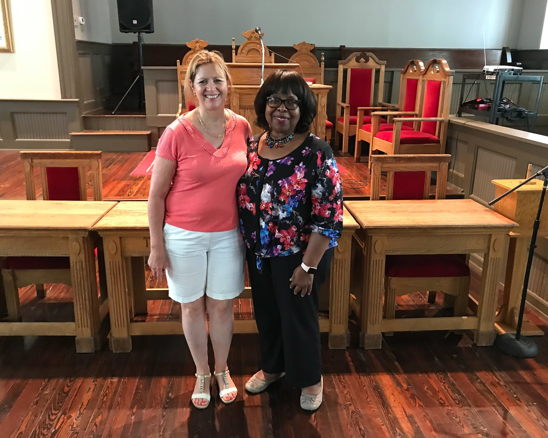 Historic Bethel Church, Birmingham, Alabama Photo: Heatheronhertravels.com