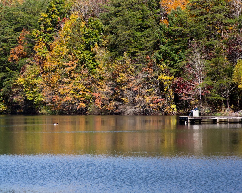 Madison County Nature Trail in Huntsville Alabama