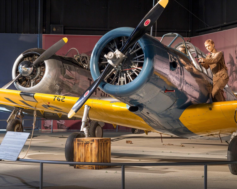 The Southern Museum of Flight near Birmingham Shuttlesworth Airport.