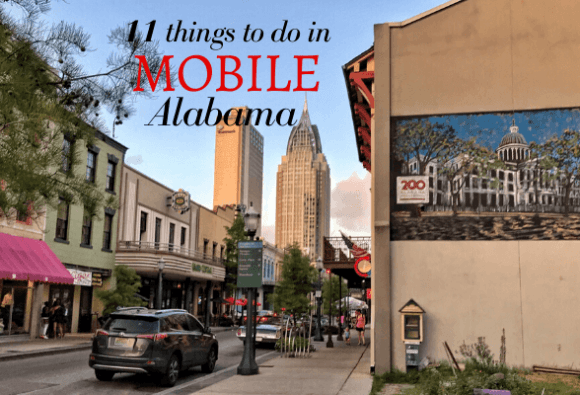 Things to do in Mobile, Alabama