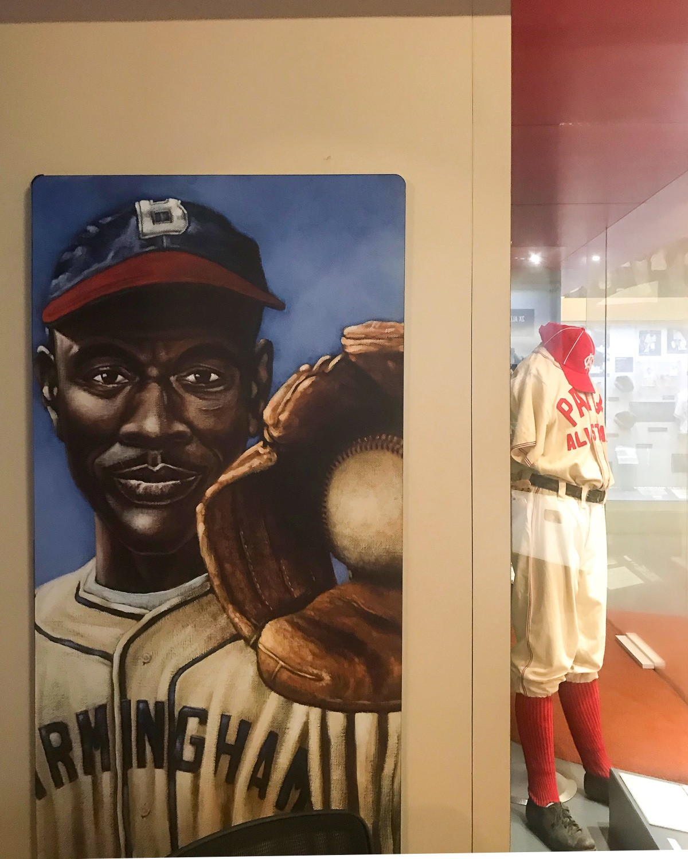 Negro Southern League Museum, Birmingham, Alabama Photo: Heatheronhertravels.com