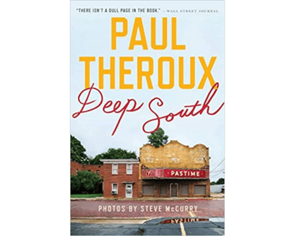 Paul Theroux Deep South
