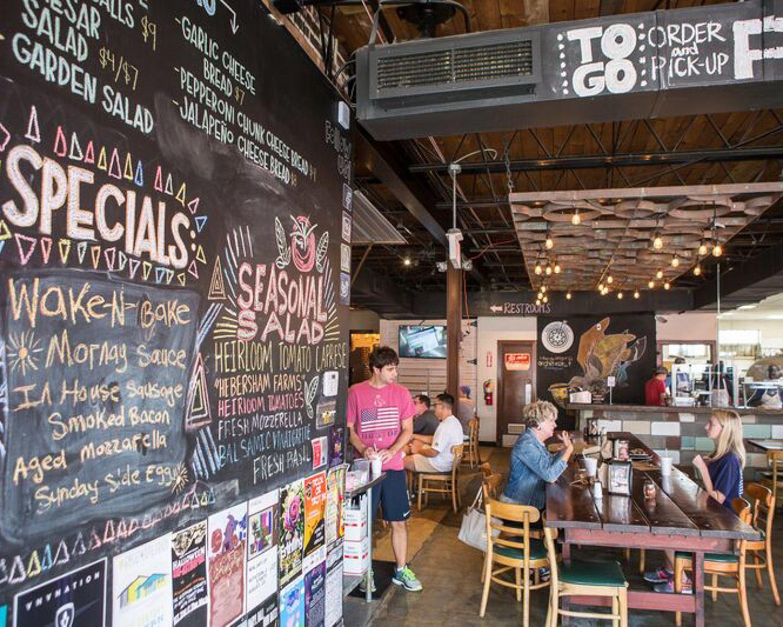 Saw's Soul Kitchen in Birmingham, Alabama © Alabama Tourism Department / Chris Granger