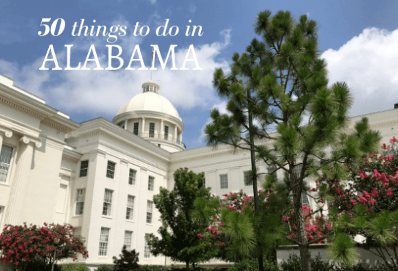 Things to do in Alabama USA