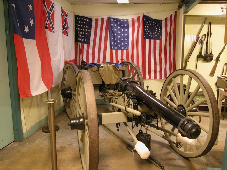 Veterans Museum in Huntsville, Alabama USA ©Alabama Tourism Department  / Intermark Group