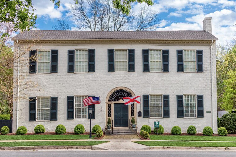 Weeden House Museum in Huntsville Alabama USA ©Alabama Tourism Department/ Art Meripol