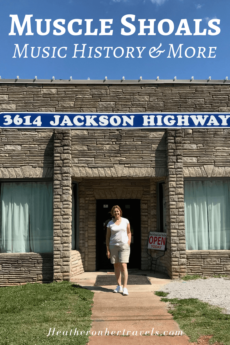 Muscle Shoals Alabama - music history and more