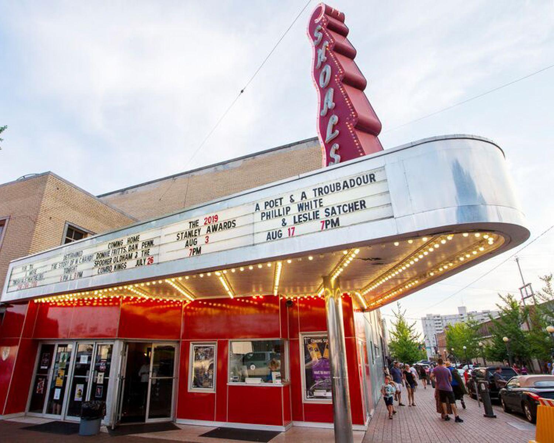 Shoals Community Theatre, Lauderdale, Alabama © Alabama Tourism Dept / Jamie Martin