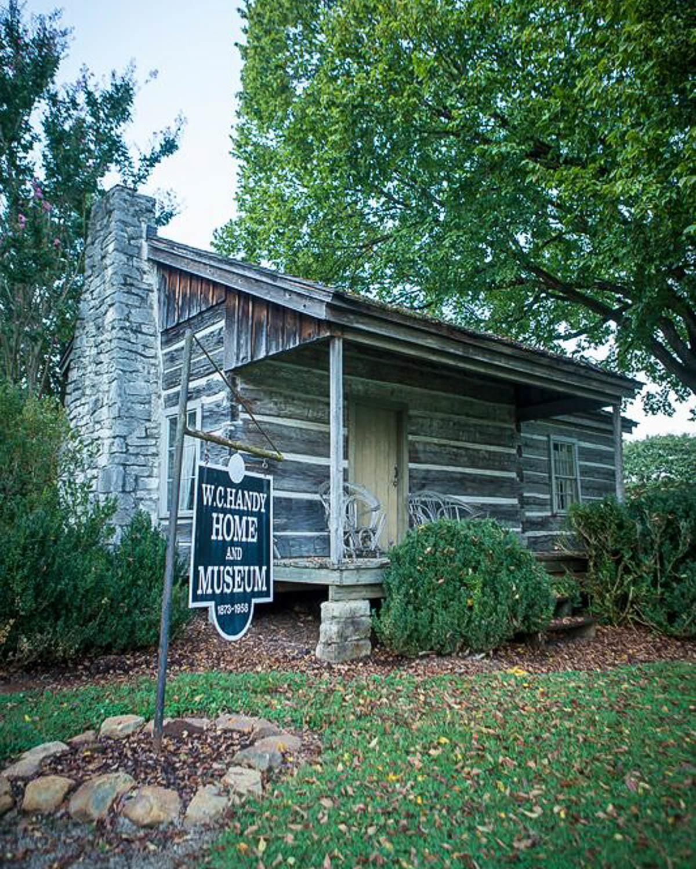 W C Handy Home and Museum in Alabama © Alabama Tourism Dept / Chris Granger