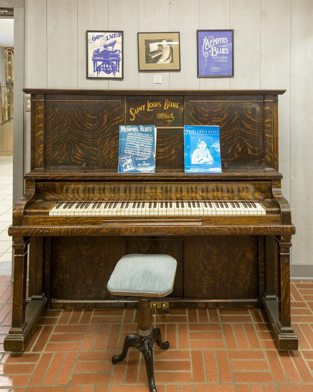 W C Handy House and Museum in Alabama © Alabama Tourism Dept / Art Meripol