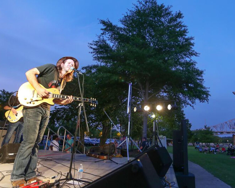 W C Handy Music Festival in Alabama © Alabama Tourism Dept / Jamie Martin