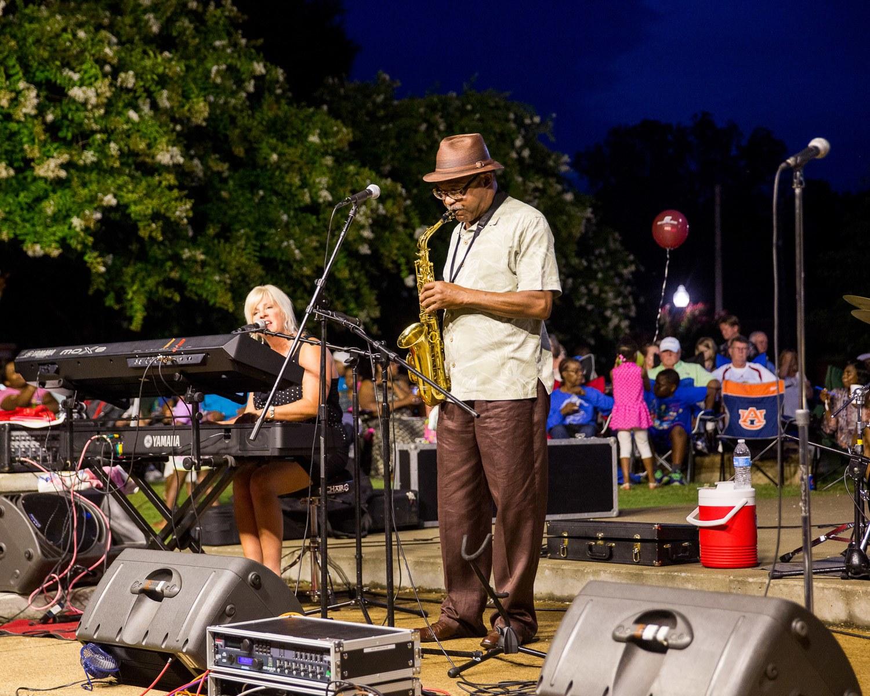 W C Handy Music Festival in Florence Alabama © Alabama Tourism Dept / Randa Simpson