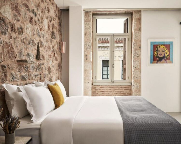 Asomaton Hotel in Athens