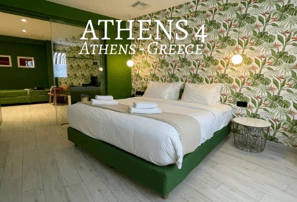 Athens4 Boutique Hotel in Athens
