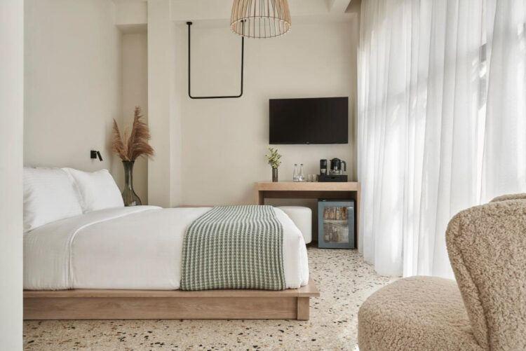 Vasi Hotel in Athens